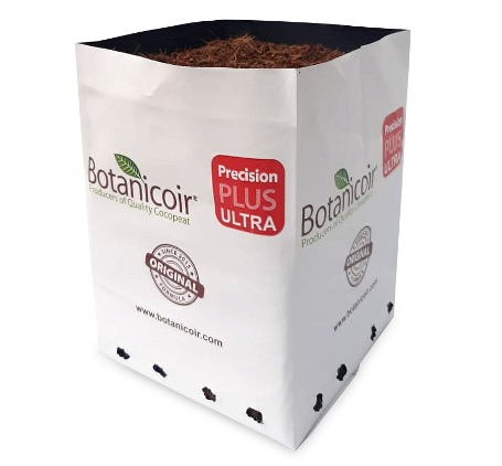 coir growing medium Botanicoir open top bag