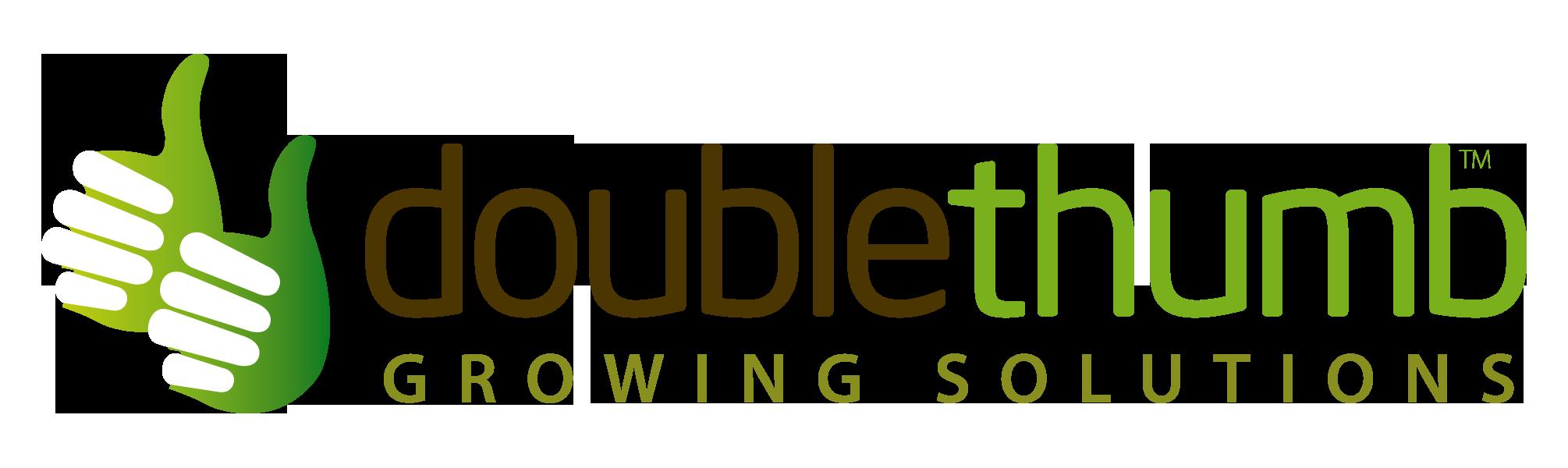coir distributor Doublethumb logo